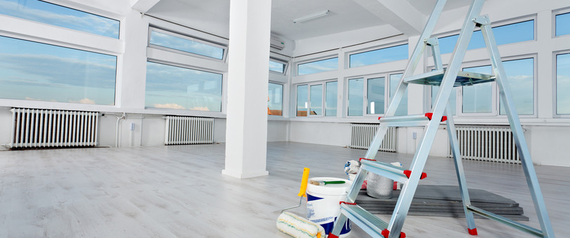 Building Completion Cleaning Services : Post construction cleaning commercial clean